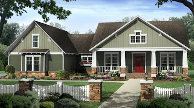 Perfect Craftsman House Plans