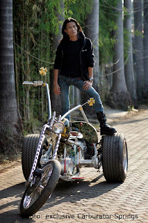 Om Bingky Owner of Carburator's Spring