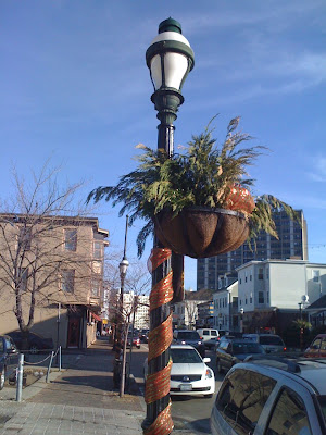 Federal Hill Lamp Post