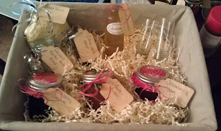 Homemade Gift Baskets For Christmas 02
