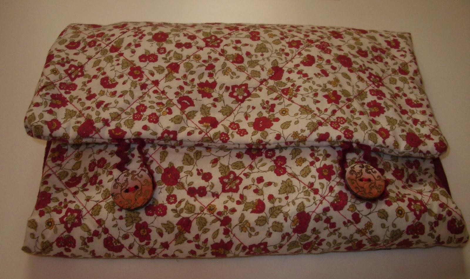 Lolatricot funda para las agujas de tejer - Como hacer punto de lana para principiantes ...