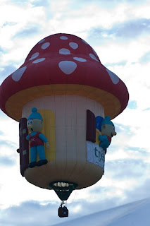 Hot Air Balloon Festival, Clark