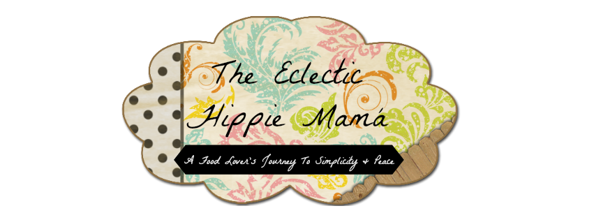 The Eclectic Hippie Mamá