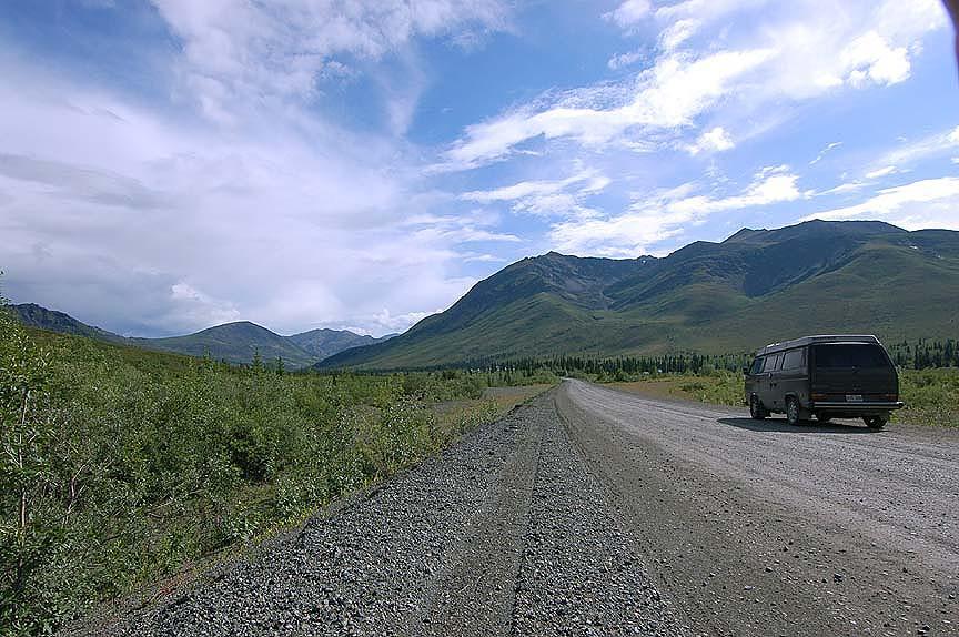 Yukon juillet 2011