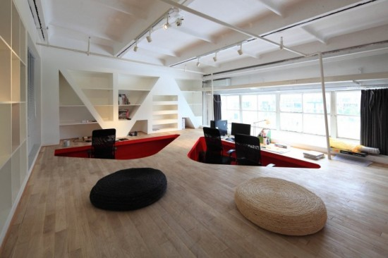 Brilliant Red Bull Amsterdam  Office Design Ideas