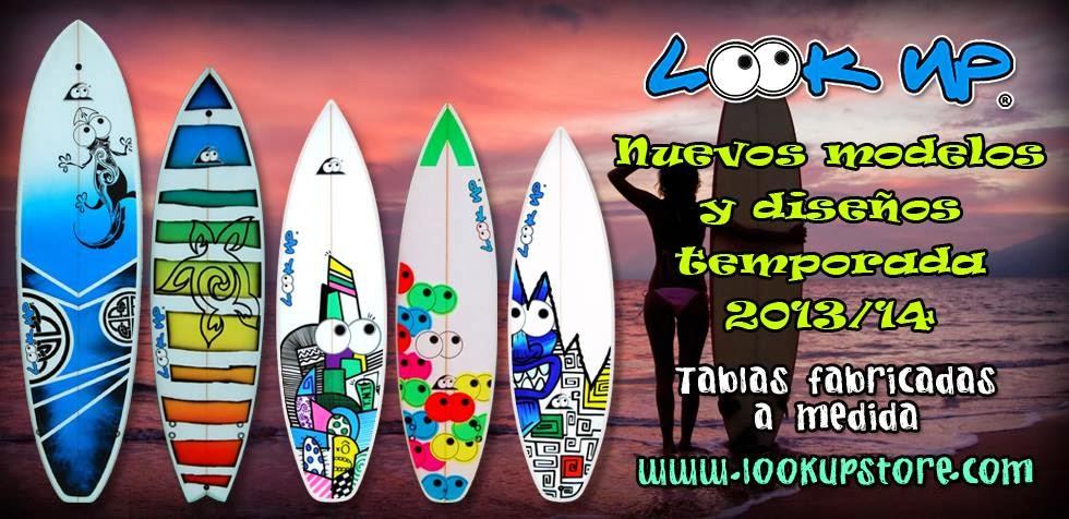 Look up nuevas tablas de surf look up modelos 2014 - Disenos de tablas de surf ...