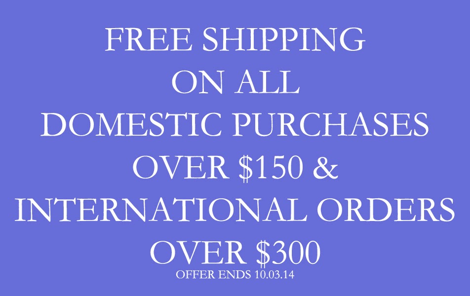 FREE SHIPPING OFFER - LIMITED TIME ONLY