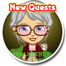 FarmVille Welcome Back to Lighthouse Cove Quests Icon
