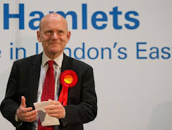 Tower Hamlets Mayor, John Biggs Thanks Supporters For Helping Him During The Mayoral By-Elections