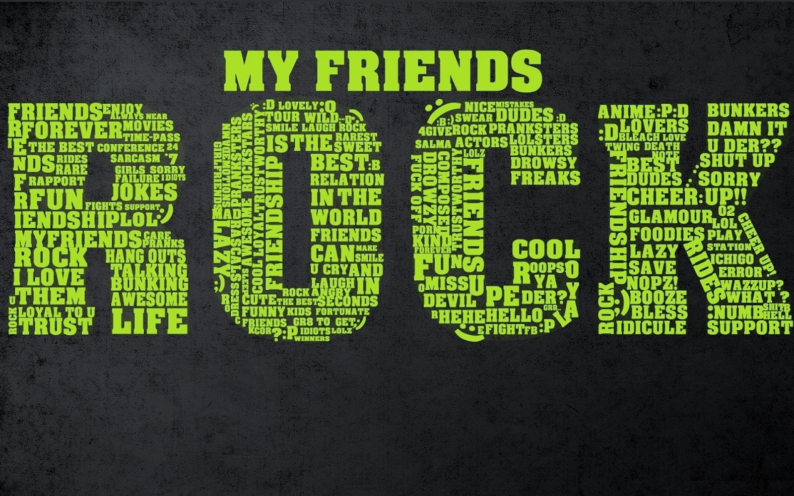 Unique collection of Friendship Day 2014 Wallpapers