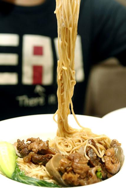 Wee Nam Kee Singaporean Beef Noodles