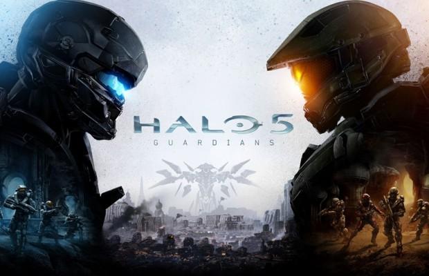 Halo 5, split-screen
