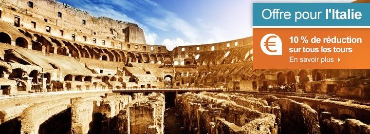 Tops 10 des activités à Rome