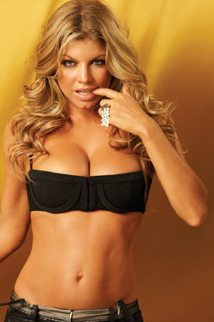 Fergie Hot 2011 Fergie of Black Eyed Peas is hotter than hot! (20 photos)