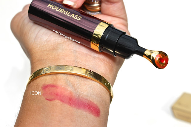 hourglass 28 lip treatment oil icon swatch