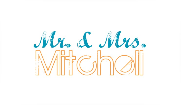 mr and mrs mitchell
