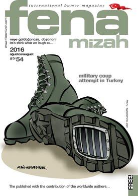 fenamizah e-dergi • no: 54 • Ağustos-2016