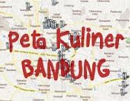 Peta Kuliner Bandung