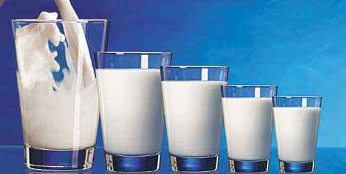 leite desnatado