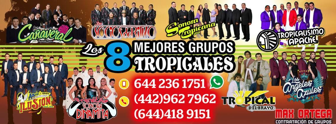 Grupos Tropicales