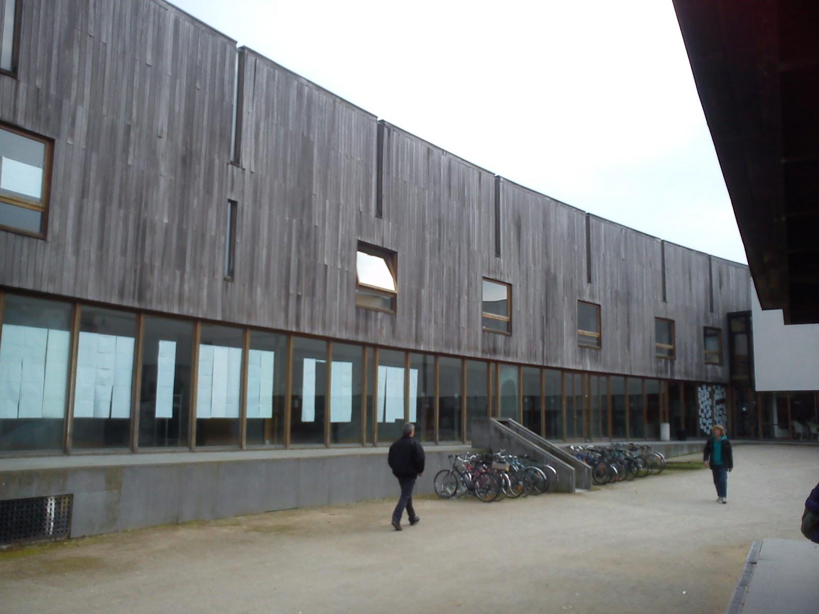 Entrevoir cole d 39 architecture de rennes patrick berger Ecole architecture