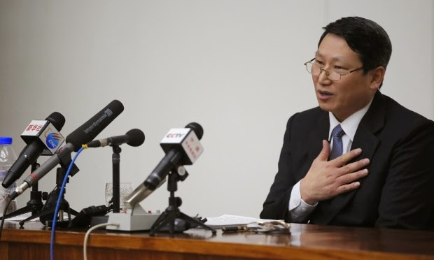 North Korea Sentences South Korean Missionary, Kim Jung-wook, to Life in Prison