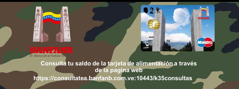 Tarjeta de alimentacion banco consulta saldo tarjeta de for Banco de venezuela consulta de saldo