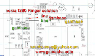 Nokia 1280 Ringer Solution