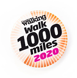 #walk1000miles  2020 COMPLETED 21st OCTOBER 2020