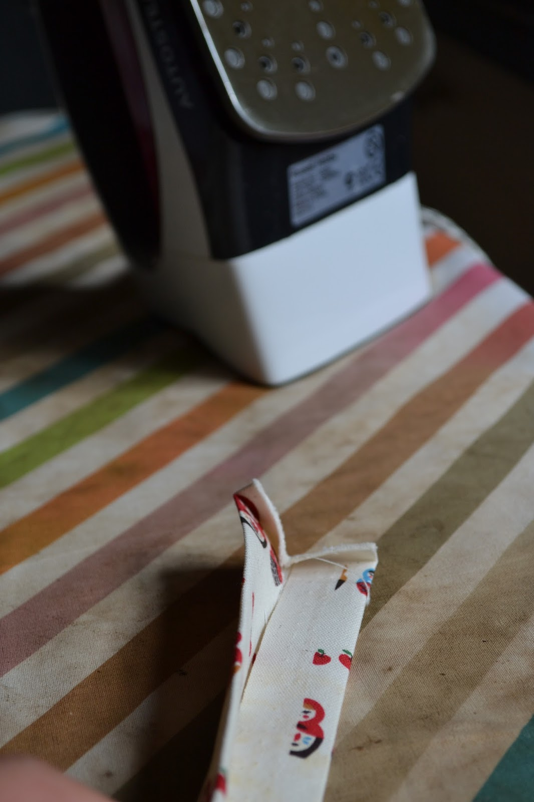 kitchen table sewing how to make a grocery bag