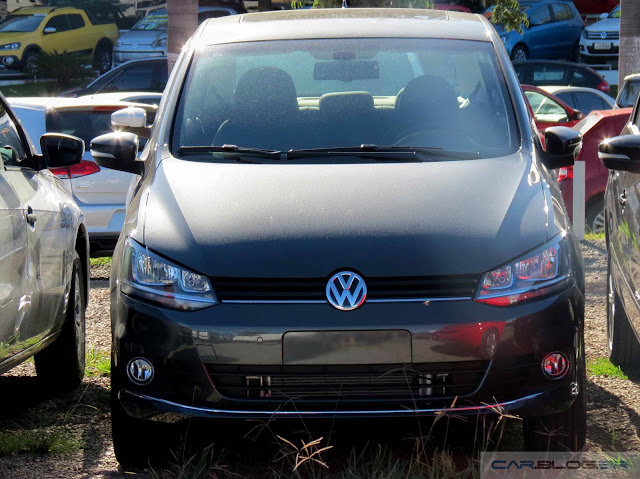 Novo VW Fox 2015