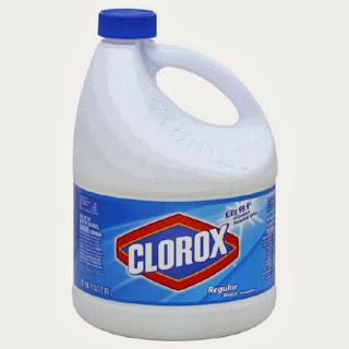 how to use clorox bleach pen