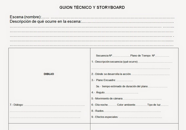 ICOcabezo - IMAGEN Y COMUNICACIÓN: CÓMO ESCRIBIR UN GUION PARA UN ...