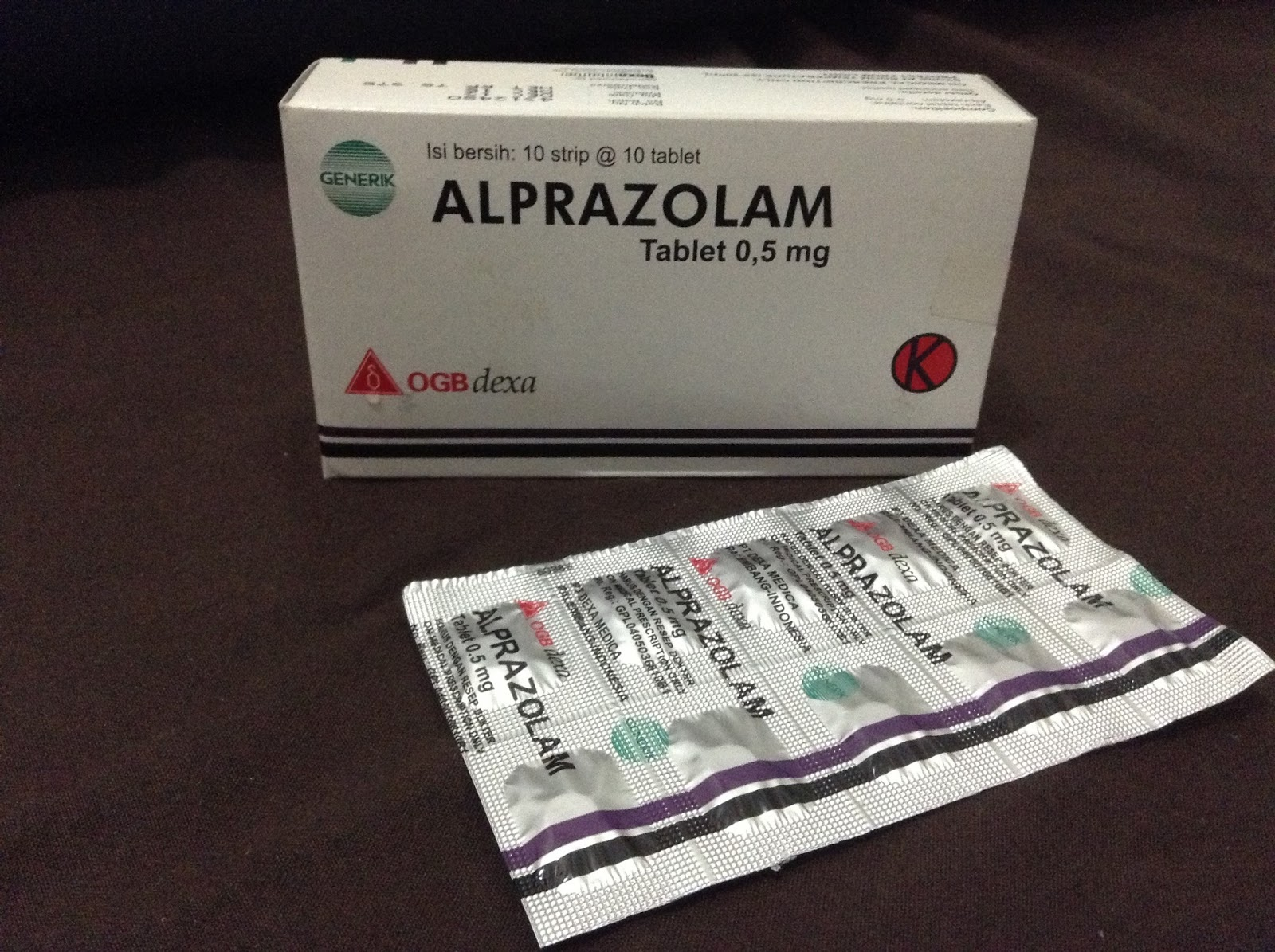 alprazolam dosage reduction