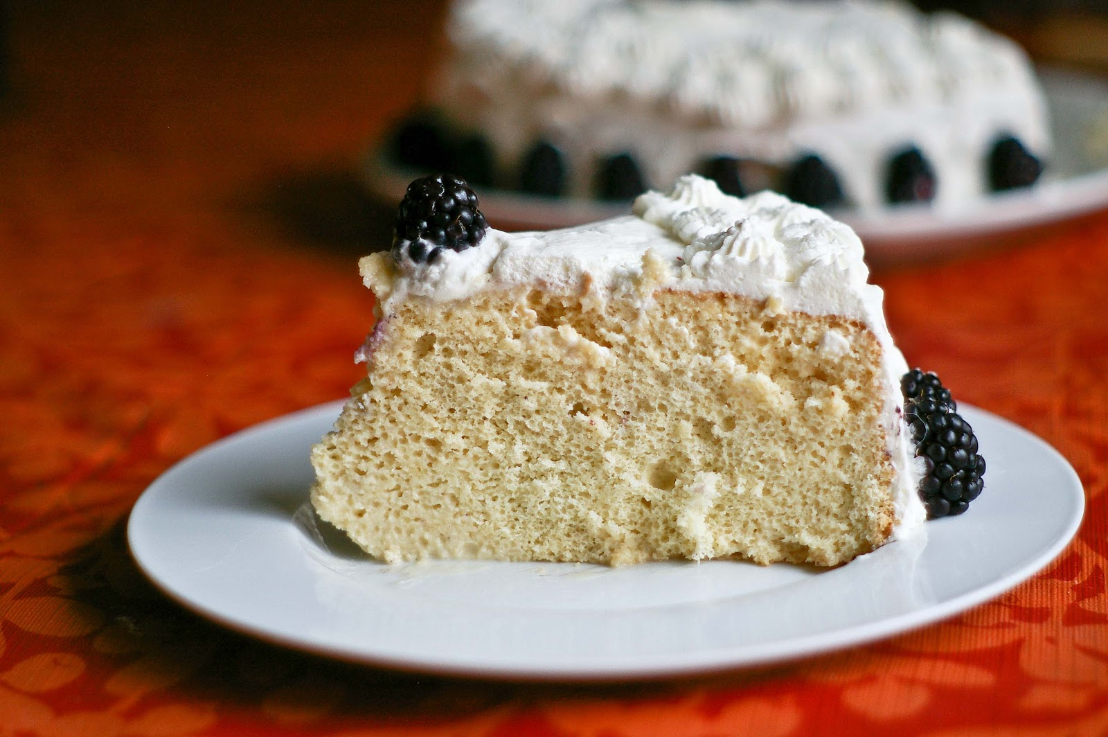 The Yum Yum Factor: Rum and Eggnog Tres Leches Cake
