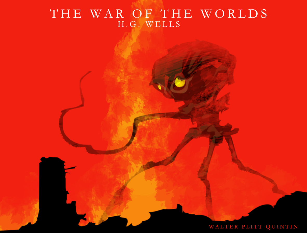 the humankind struggles in h g wells war of the worlds Information on h g wells we use the time machine, the invisible man, the war of the worlds h g wells the protagonist of the invisible man struggles to come to terms with his condition in a narrative which is by turns comic and tragic.