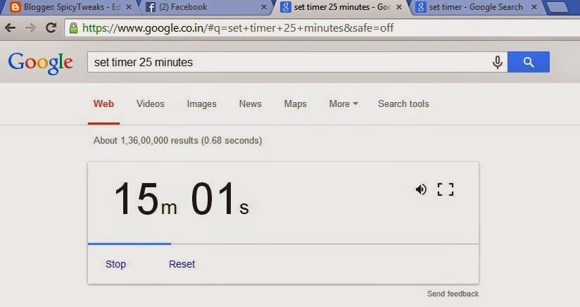 Interesting Google Tricks