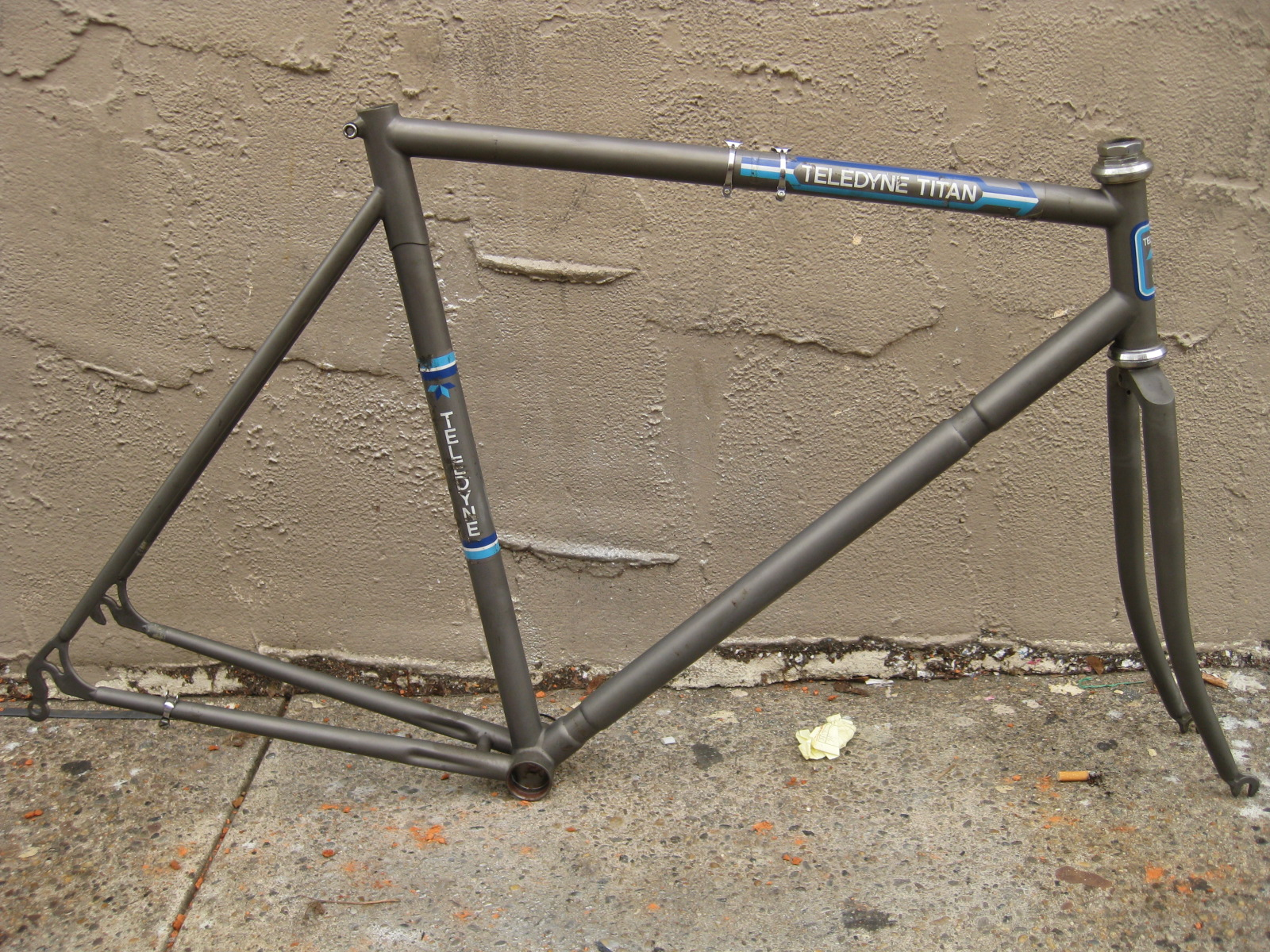 Bikeville thoughts: Some bikes & frames that are for sale