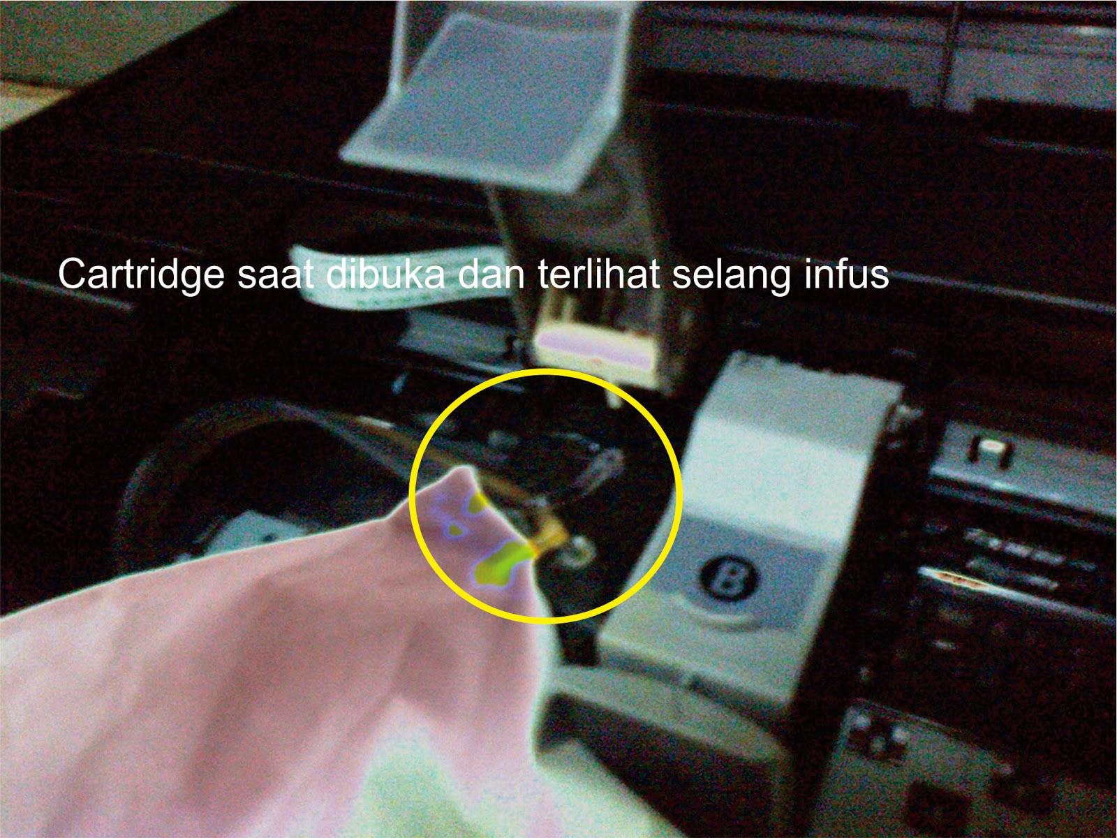 Harga Cartridge Canon ip2770 · Lampu indikator printer berkedip saat ...