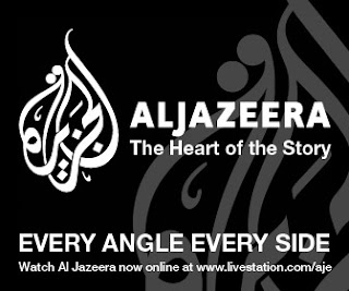 al jazeera ad new York Time
