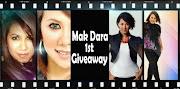Mak Dara 1st Giveaway
