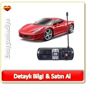 Oyuncak Ferrari Araba