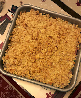 {GF} Turkey Cordon Bleu Casserole; Perfect Leftover Turkey Supper for the holidays!