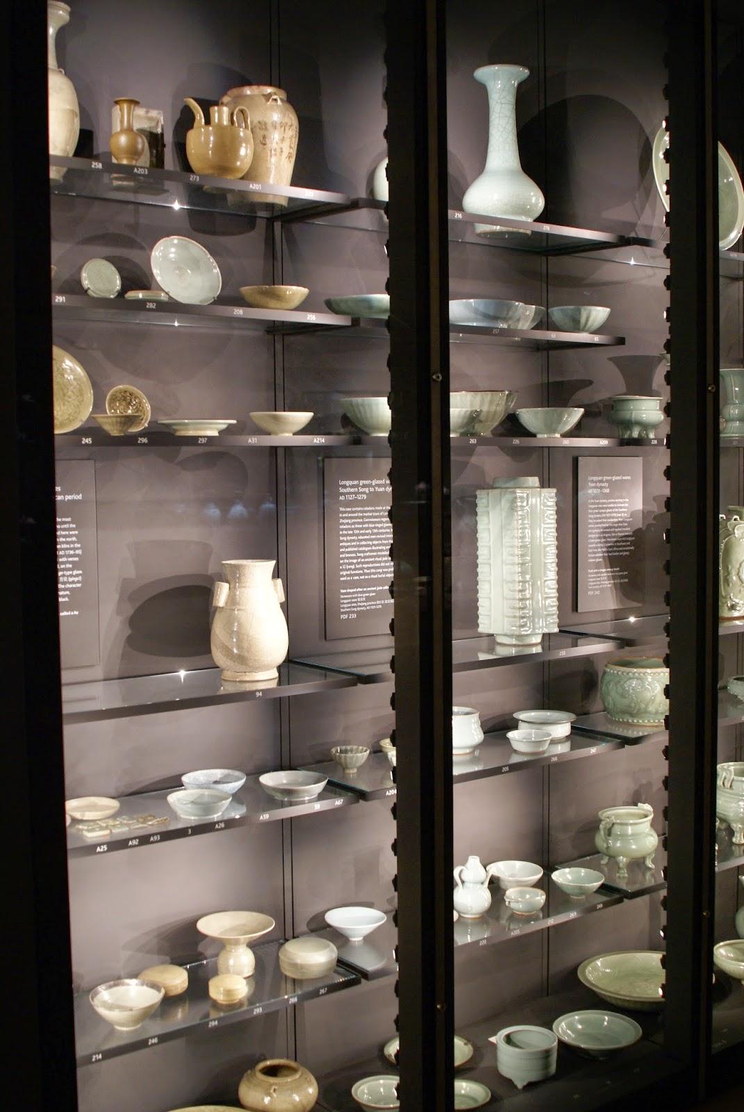 Céramique Ding et Yaozhou