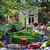 10 أفكار مذهلة لديكور حدائق