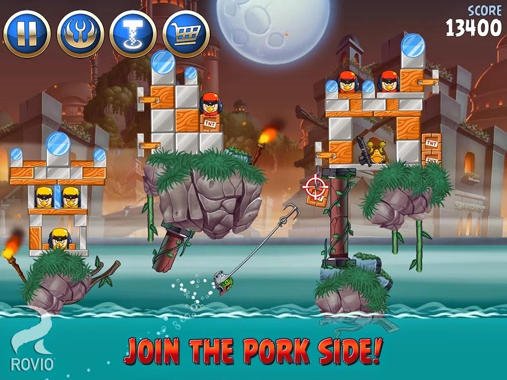 Angry Birds Star Wars II v1.4.1