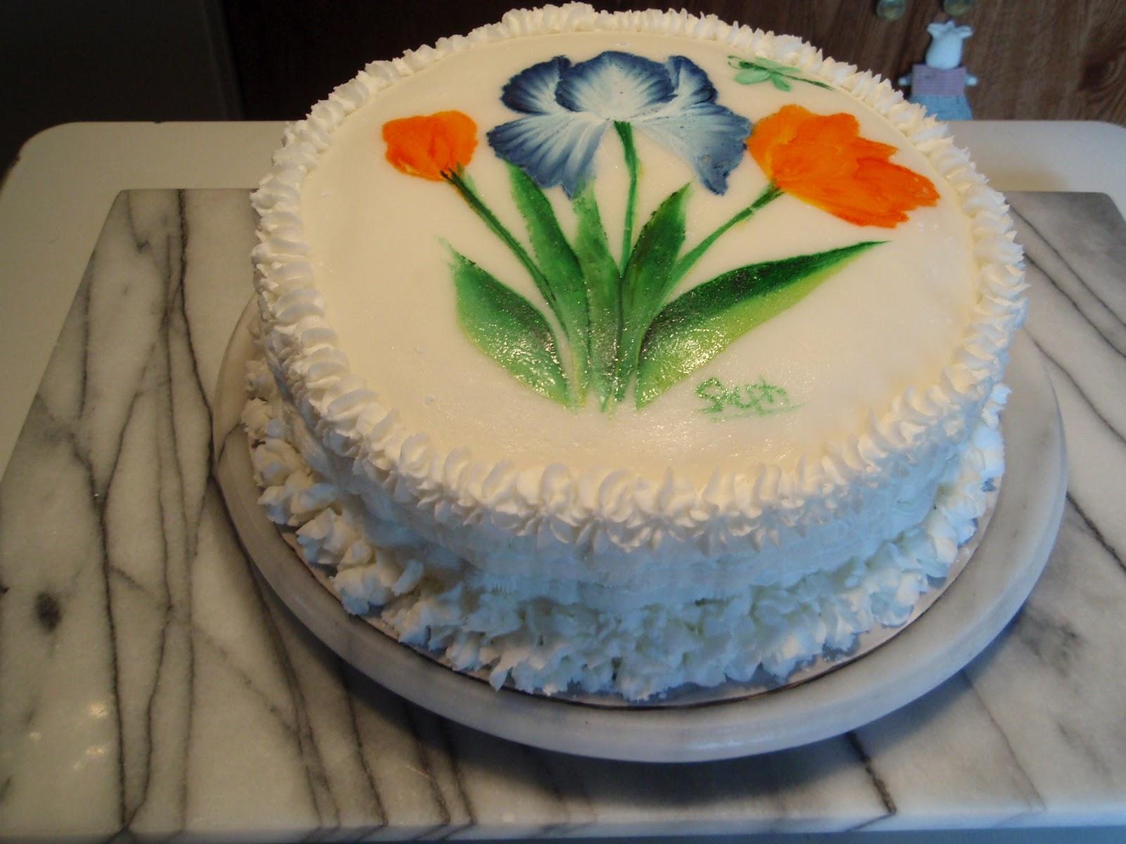 Totsie s Cakes & More: January Birthday Cakes