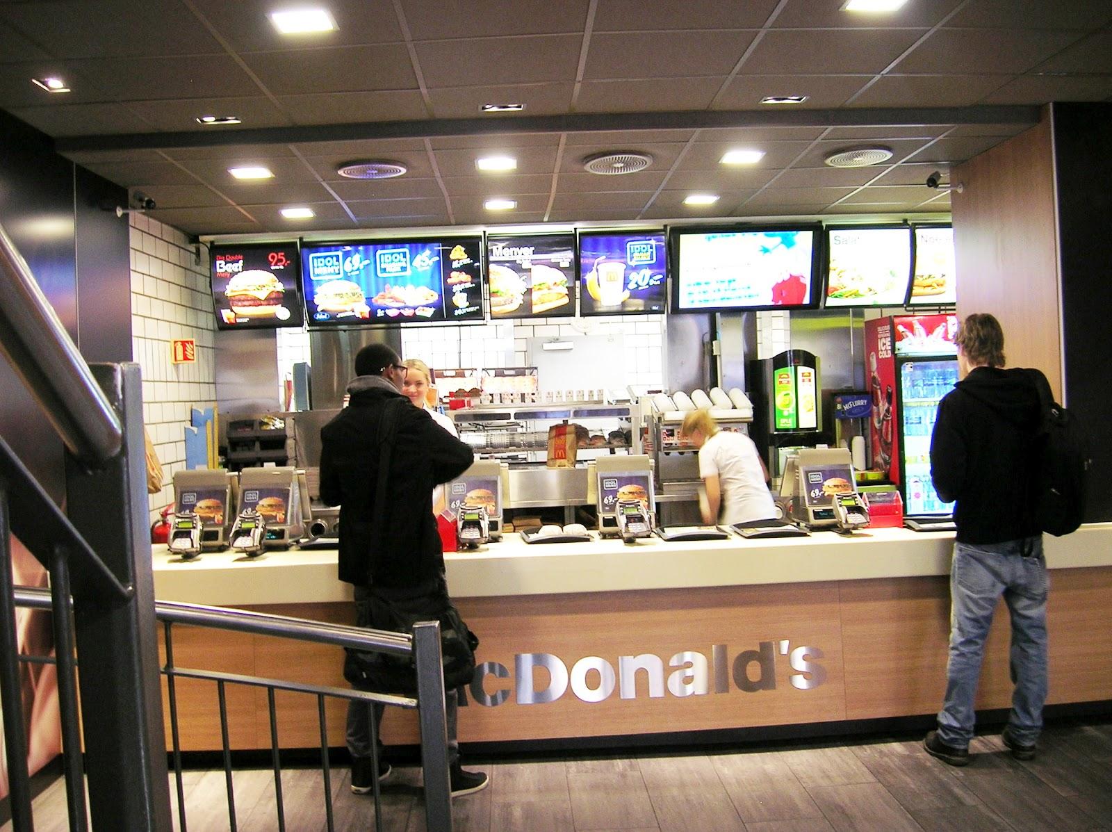 McDonald's,Oslo, Noruega, McDonald's Oslo, Norway, McDonald's, Oslo, Norvège, McDonald's, Oslo, Norge, vuelta al mundo, round the world, La vuelta al mundo de Asun y Ricardo
