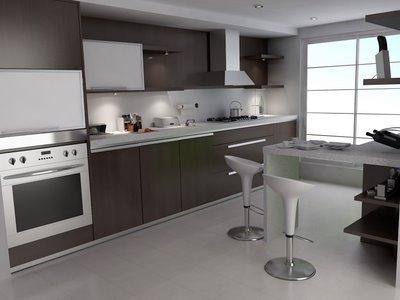 Model Dapur Rumah on Dapur Minimalis Modern Mewah 2011   Model Rumah Modern