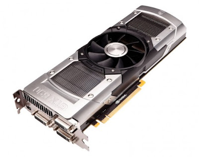Nvidia GTX 690 dual GPU